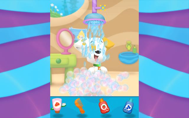 Bubble-Puppy-Shower