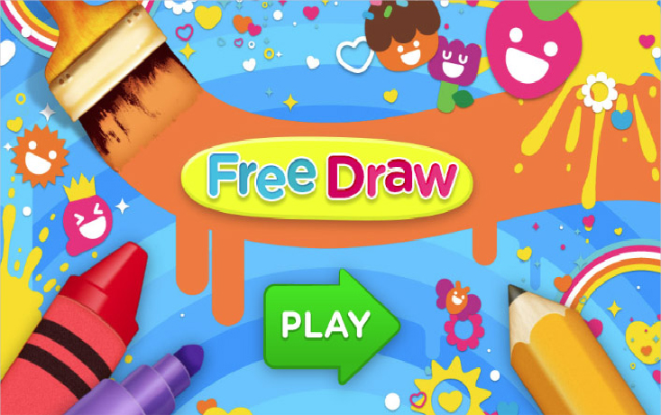 Nick Jr. Free Draw