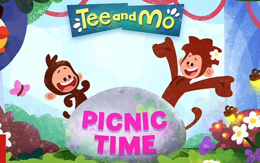 Tee and Mo Picnic Time