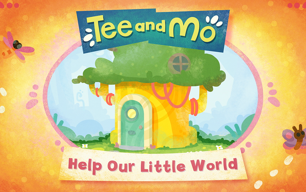 Tee and Mo: Help Our Little World