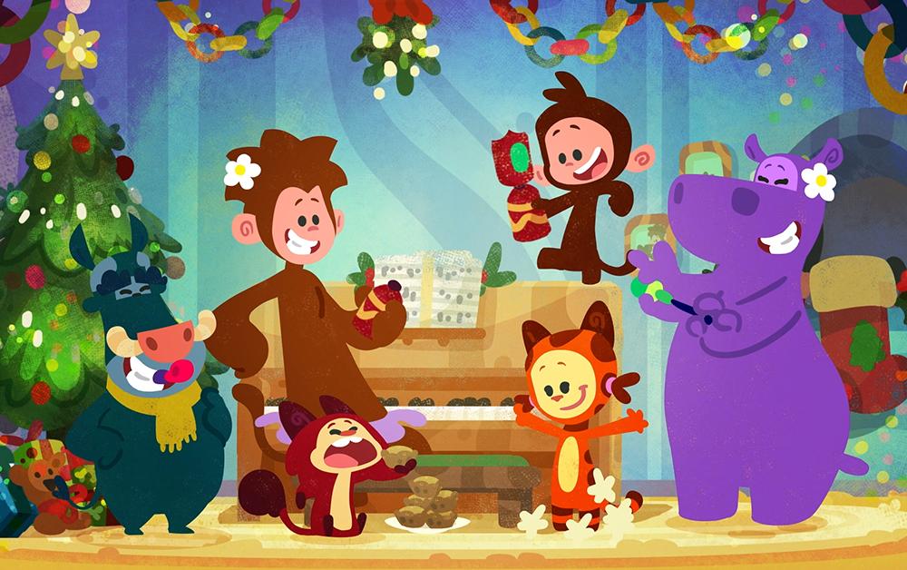 Tee and Mo: Christmas Box is here!
